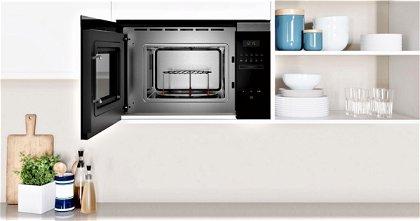 Los mejores microondas encastrables para tu cocina