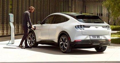 El Ford Mustang Mach-E bate un récord de autonomía de coches eléctricos