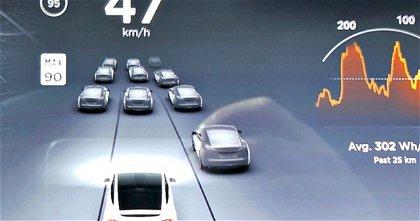 Tesla Vision, la tecnología del Autopilot para detectar luces y, pronto, sonidos