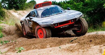Audi RS Q e-tron, así es el coche de rallyes eléctrico que competirá en el Dakar