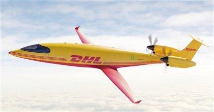 DHL probará a realizar envíos de paquetería con este avión totalmente eléctrico