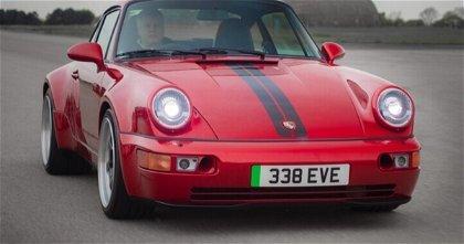 Everrati crea el Porsche 911 de la generación 964 con tecnología eléctrica