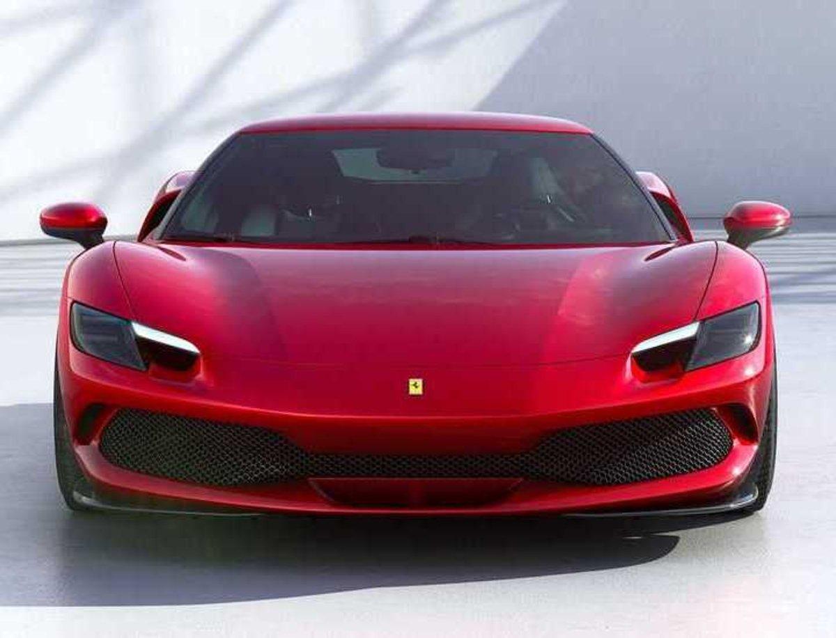 Ferrari 296 GTB, así se oye este nuevo híbrido enchufable en las instalaciones de la marca