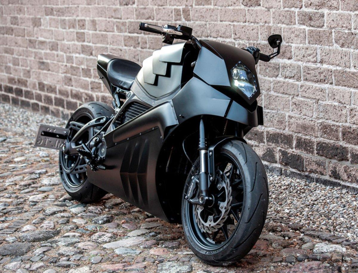Moto Adonis, así es capaz de mejorar el estilo de la increíble Harley-Davidson LiveWire