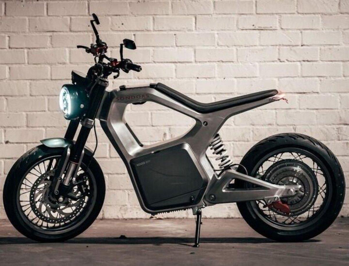 SONDORS Metacycle, así se prueba la motocicleta eléctrica antes de su entrada a producción