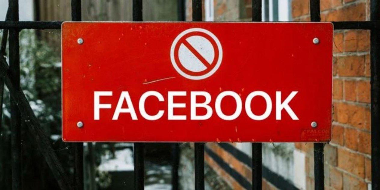 ¡Increíble! Facebook está prohibido en estos tres países