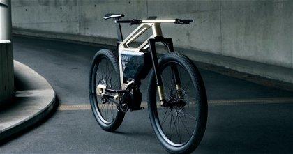 BMW i Vision AMBY, la bicicleta eléctrica con 300 kilómetros de autonomía
