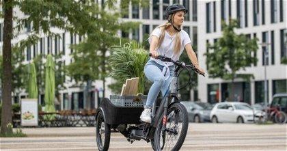 e-trike Cube Concept Dynamic Cargo, la solución definitiva para los triciclos de carga