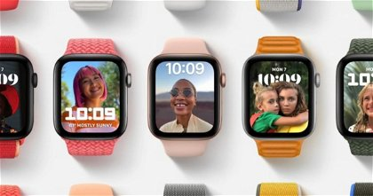 watchOS 8: renovación tan ligera como el nuevo Apple Watch Series 7